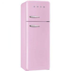 Smeg Fab30 Cadillac Pink