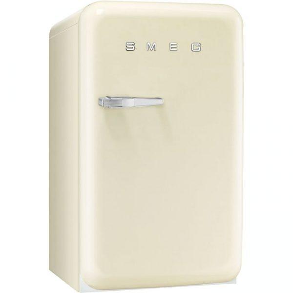 SMEG FAB10 HAPPY HOMEBAR Creme Standkühlschrank
