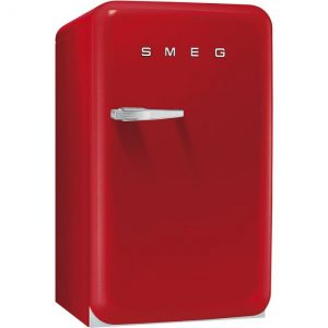 SMEG FAB10 HAPPY HOMEBAR Rot