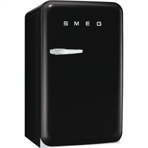 SMEG FAB10 Schwarz Standkühlschrank