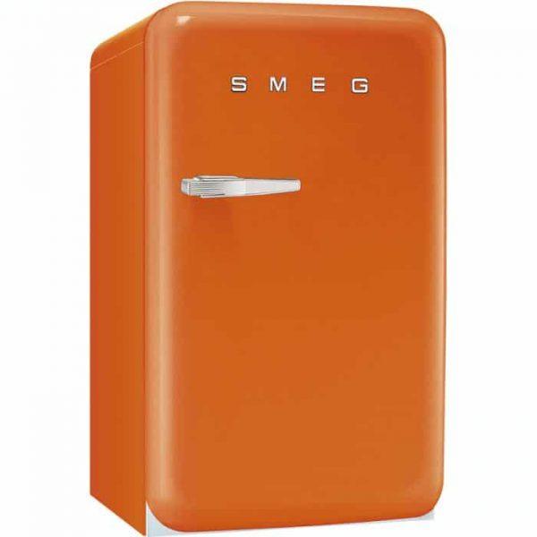 SMEG FAB10 Orange Standkühlschrank