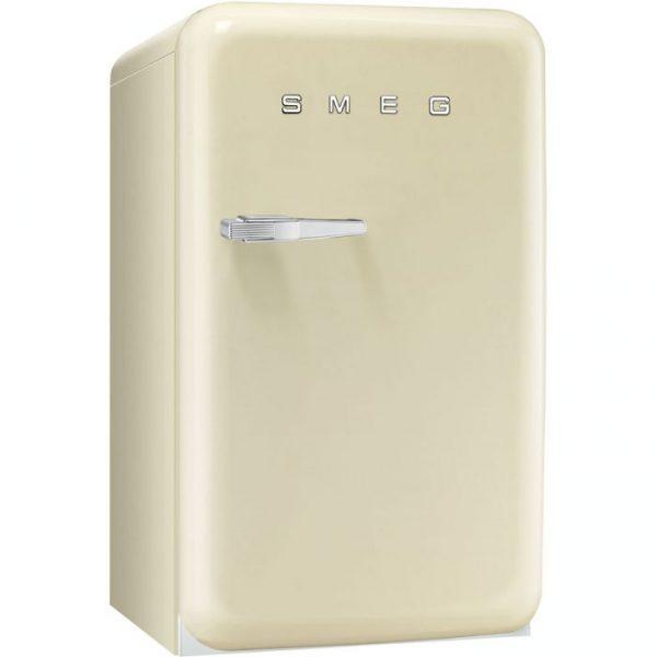 SMEG FAB10 Creme Standkühlschrank