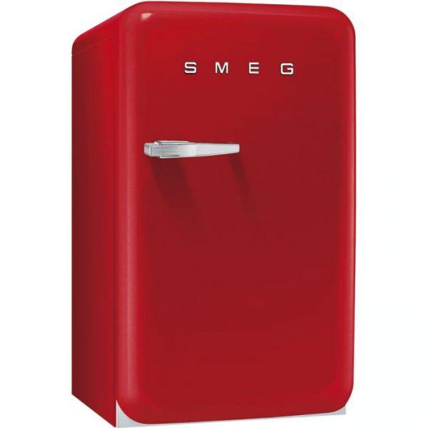 SMEG FAB10 Rot Standkühlschrank