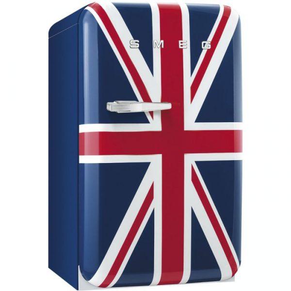 SMEG FAB10 Union Jack Standkühlschrank