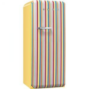 SMEG FAB28 Farbenfroh Standkühlschrank