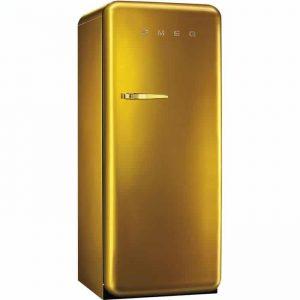 SMEG FAB28 Gold Standkühlschrank