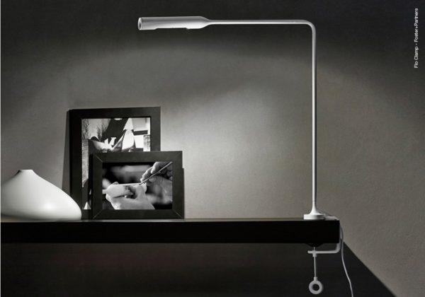 Lumina Flo Clamp Galerie