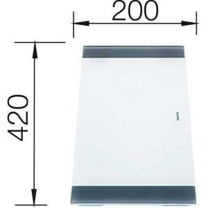 Glasschneidbrett (219644)