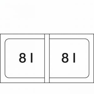 BLANCO FLEXON II 30/2 (521467)