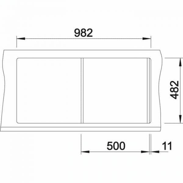 Blanco Livit XL 5 S (515651)