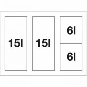 BLANCO FLEXON II 60/4 (521474)