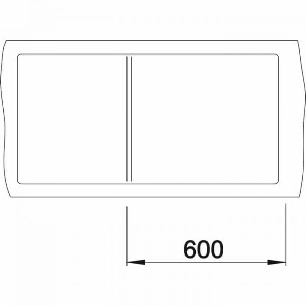 Blanco Zenar XL 6 S-F (526065)