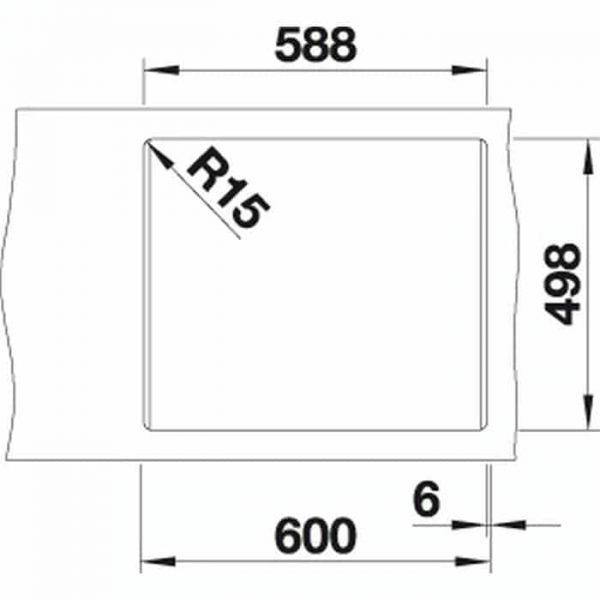 Blanco ETAGOn 6 (525300)