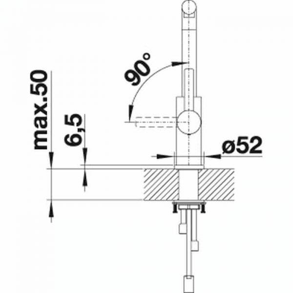BLANCO LANORA-S (525126)