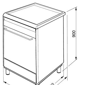 Smeg SCD60IMX8